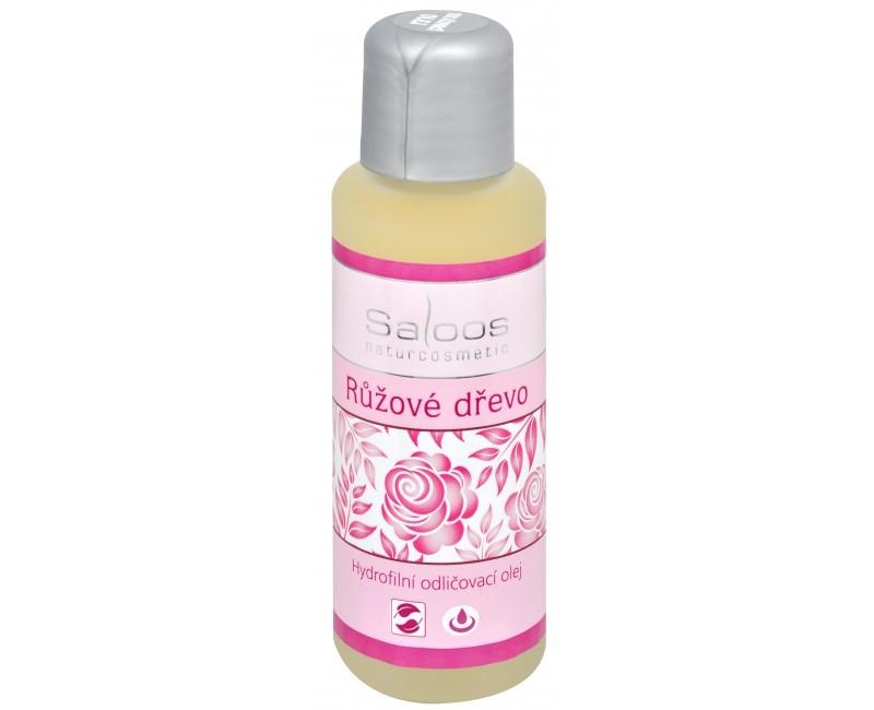 Zobrazit detail výrobku Saloos Hydrofilní odličovací olej - Růžové dřevo 50 ml