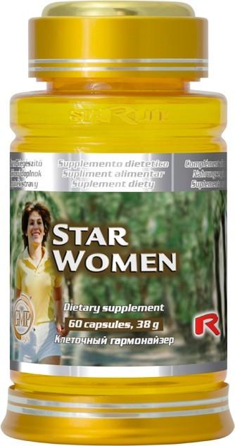 Zobrazit detail výrobku STARLIFE STAR WOMEN 60 kapslí