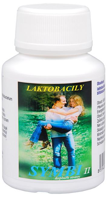 Zobrazit detail výrobku Natural Medicaments Symbi II - laktobacily 60 kapslí