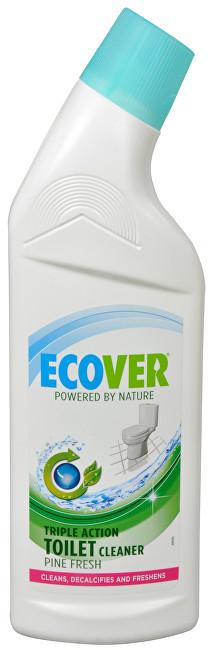 Tekutý čistící prostředek na WC s vůní borovice 750 ml