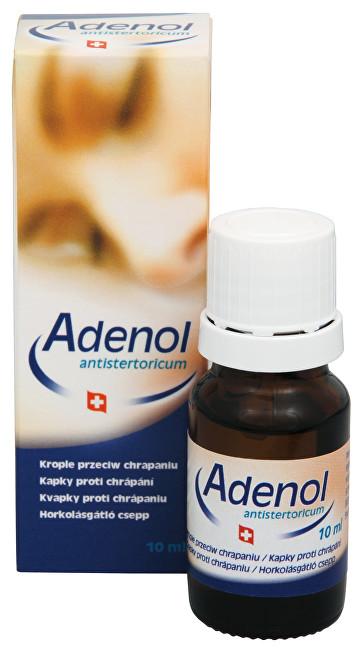 Zobrazit detail výrobku Herb Pharma Adenol kapky proti chrápání 10 ml