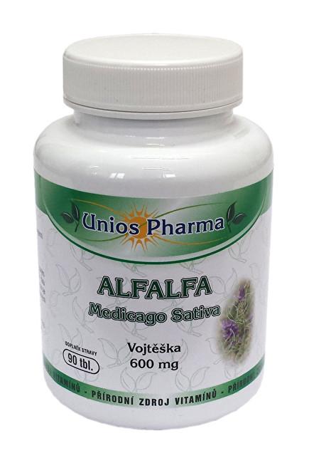 Zobrazit detail výrobku Unios Pharma Alfalfa 600 mg  90 tbl.