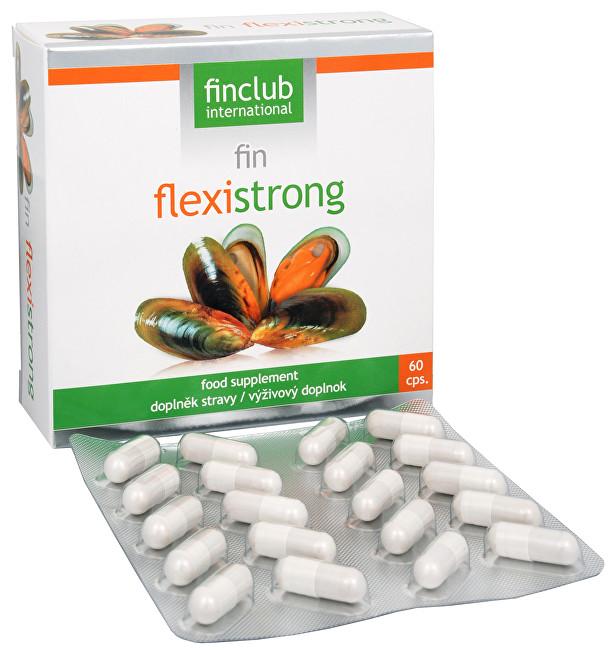 Zobrazit detail výrobku Finclub Fin Flexistrong 60 kapslí