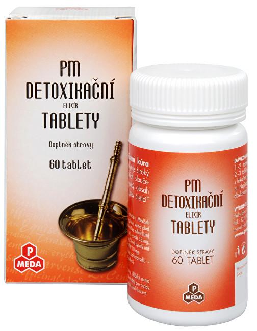 PM Detoxikační elixír 60 tbl.