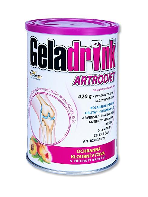 Zobrazit detail výrobku Orling Geladrink Artrodiet nápoj 420 g Broskev