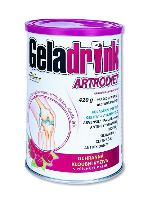 Zobrazit detail výrobku Orling Geladrink Artrodiet nápoj 420 g Malina
