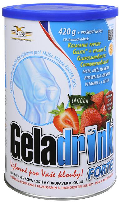 Zobrazit detail výrobku Orling Geladrink Forte nápoj 420 g Pomeranč