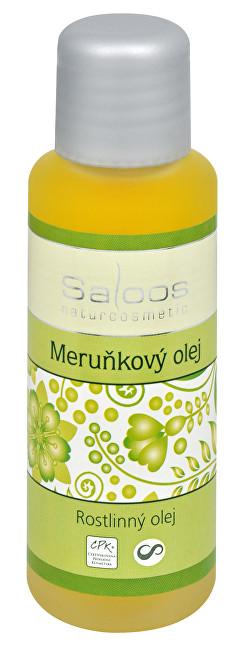 Fotografie Saloos Olej za studena lisovaný Meruňkový 50 ml