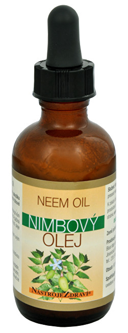 Nimbový olej 60 ml