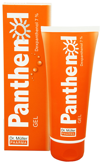 Dr. Muller Panthenol gel 100 ml