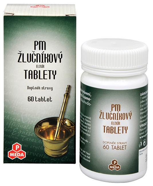Zobrazit detail výrobku PM Žlučníkový elixír 60 tablet