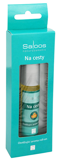Bio Aroma roll-on - Na cesty 9 ml