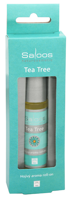 Bio Aroma roll-on - Tea Tree 9 ml