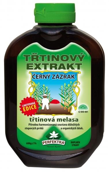 Zobrazit detail výrobku Perfektra Bio Černý zázrak Třtinový extrakt 680 g