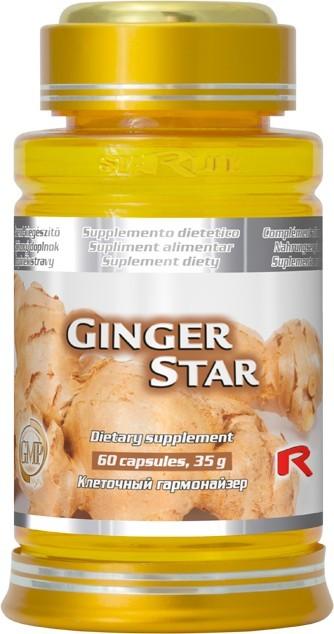 Zobrazit detail výrobku STARLIFE GINGER STAR 60 kapslí