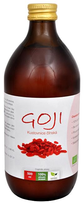 Zobrazit detail výrobku Natural Medicaments Goji Kustovnice čínská - 100% Bio šťáva 500 ml