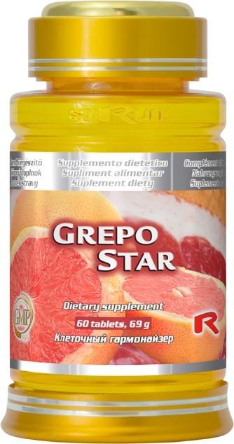 Zobrazit detail výrobku Starlife GREPO STAR 60 tbl.