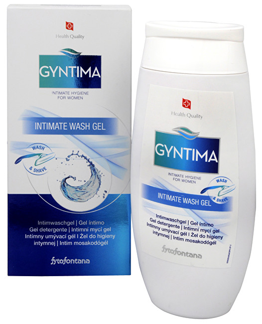 Gyntima mycí gel 200 ml