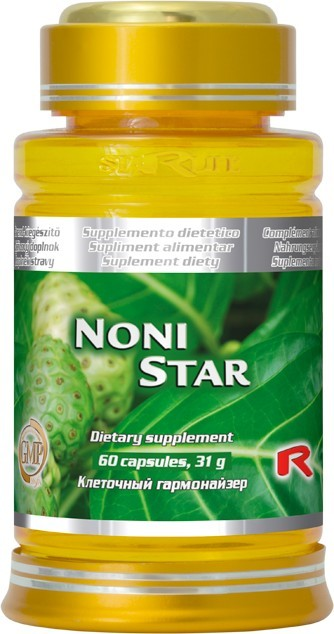 Zobrazit detail výrobku STARLIFE NONI STAR 60 kapslí