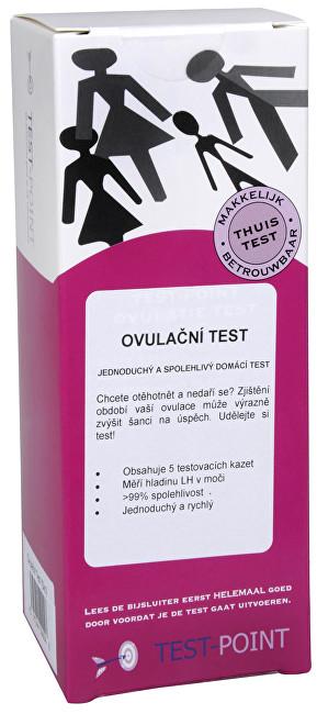 MiraTes Ovulační test 5 ks