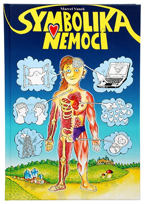 Knihy Symbolika chorôb (Marcel Vanek)