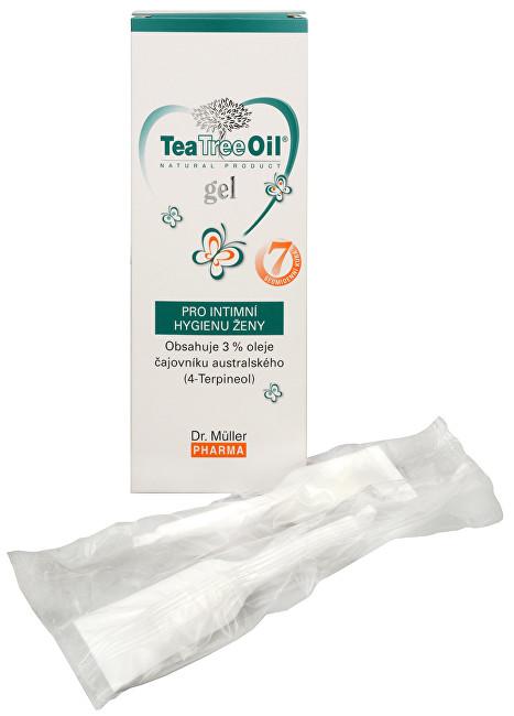 Zobrazit detail výrobku Dr. Muller Tea Tree Oil vaginální gel 7x7,5 g
