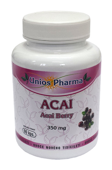 Unios Pharma Acai berry 350 mg 90 kapslí