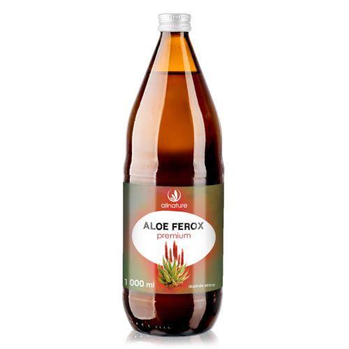 Zobrazit detail výrobku Allnature Aloe ferox - divoká aloe 1 l