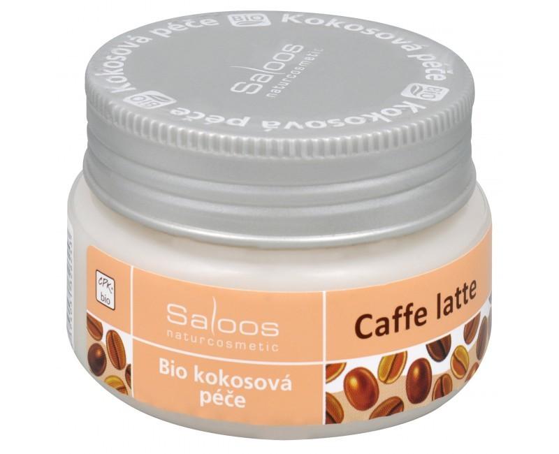 Zobrazit detail výrobku Saloos Bio Kokosová péče - Caffe latte 100 ml