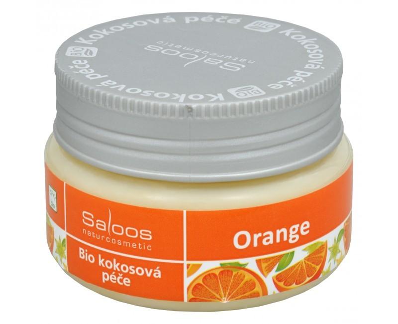 Zobrazit detail výrobku Saloos Bio Kokosová péče - Orange 100 ml