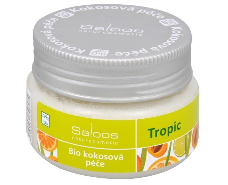 Zobrazit detail výrobku Saloos Bio Kokosová péče - Tropic 100 ml