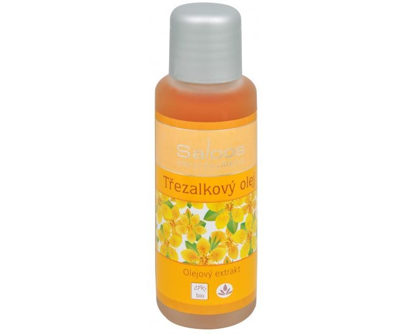 Zobrazit detail výrobku Saloos Bio Třezalkový olej (olejový extrakt) 50 ml