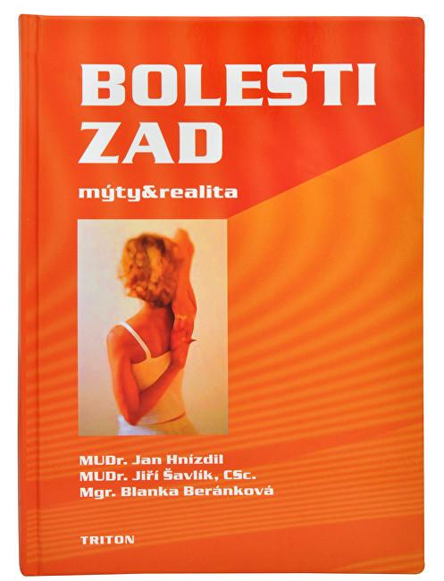 Zobrazit detail výrobku Knihy Bolesti zad: mýty a realita (MUDr. Jan Hnízdil, MUDr. Jiří Šavlík, CSc., Mgr. Blanka Beránková)