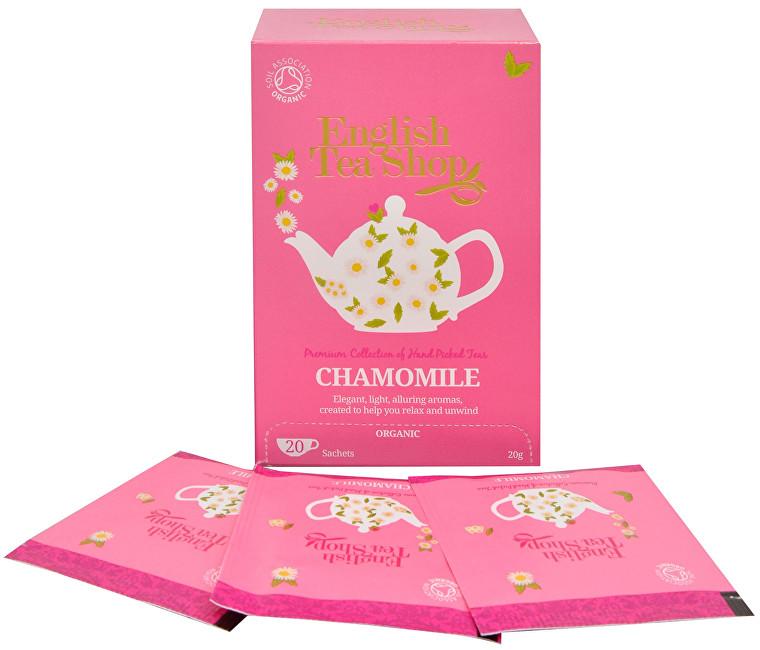 Čaj Čistý heřmánek 20 sáčků