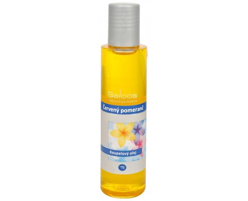 Zobrazit detail výrobku Saloos Koupelový olej - Červený pomeranč 125 ml