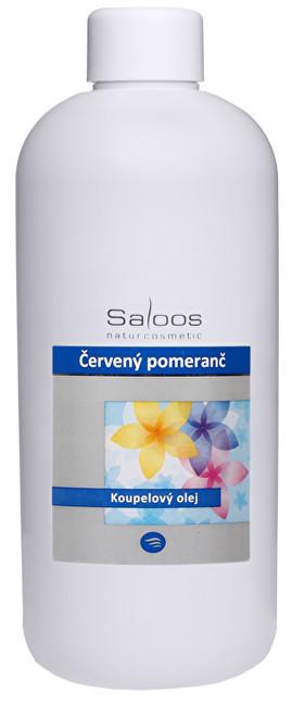 Zobrazit detail výrobku Saloos Koupelový olej - Červený pomeranč 500 ml