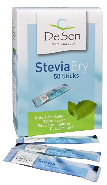 DeSen - přírodní sladidlo z rostliny Stevia rebaudiana 50 sáčků