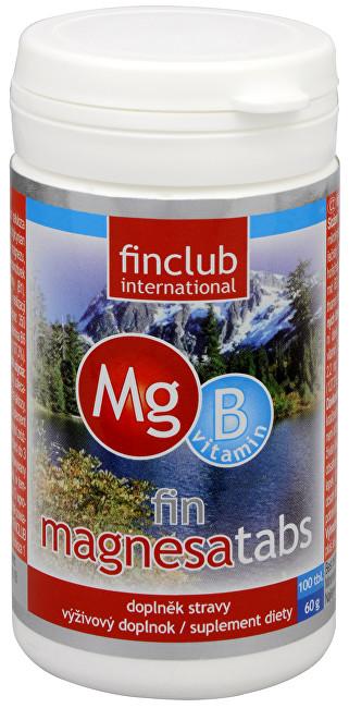 Finclub Fin Magnesatabs 100 tbl.