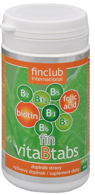 Finclub Fin VitaBtabs 150 tbl.