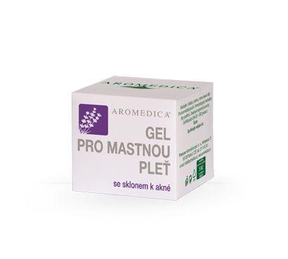 Zobrazit detail výrobku Aromedica Gel pro mastnou pleť se sklonem k akné 50 ml