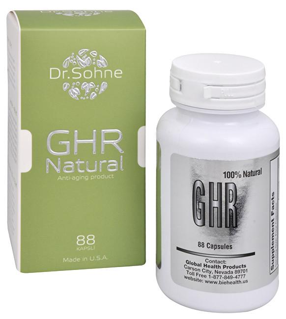 Zobrazit detail výrobku Dr. Sohne GHR Natural 88 kapslí