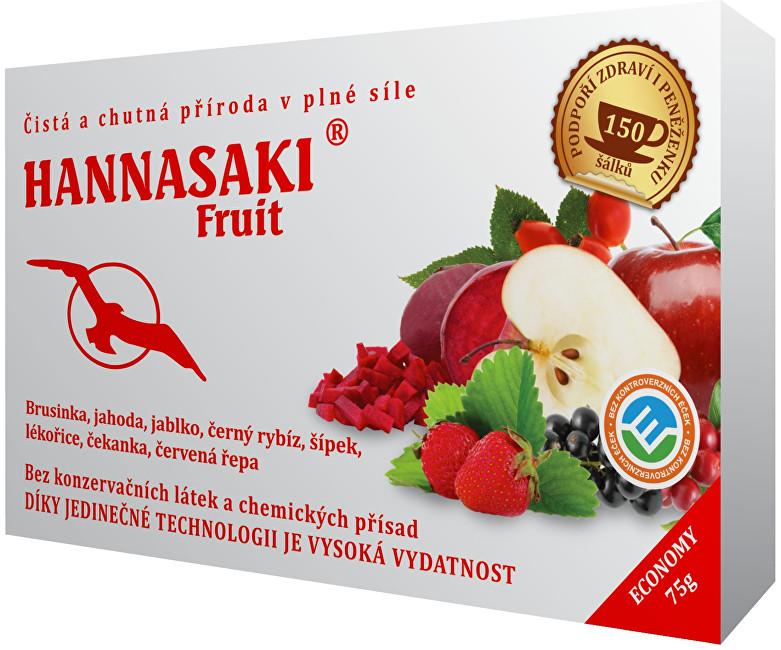Phoenix Division Hannasaki UltraSlim čajová směs Fruit 3 x 25 g