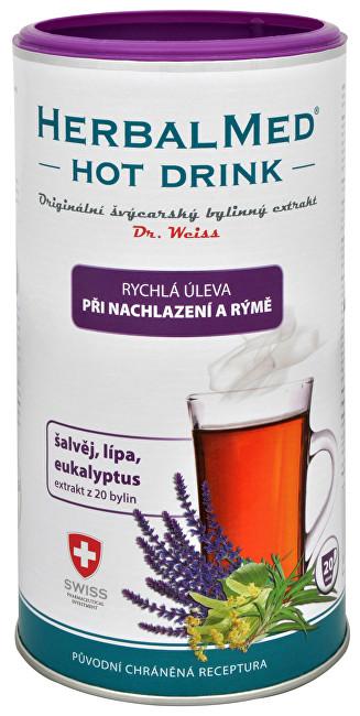 Fotografie Simply You HerbalMed Hot Drink Dr. Weiss - nachlazení, rýma 180 g