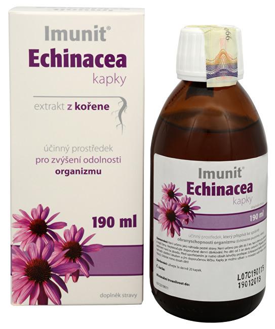 Zobrazit detail výrobku Simply You Imunit Echinacea kapky extrakt z kořene 190 ml