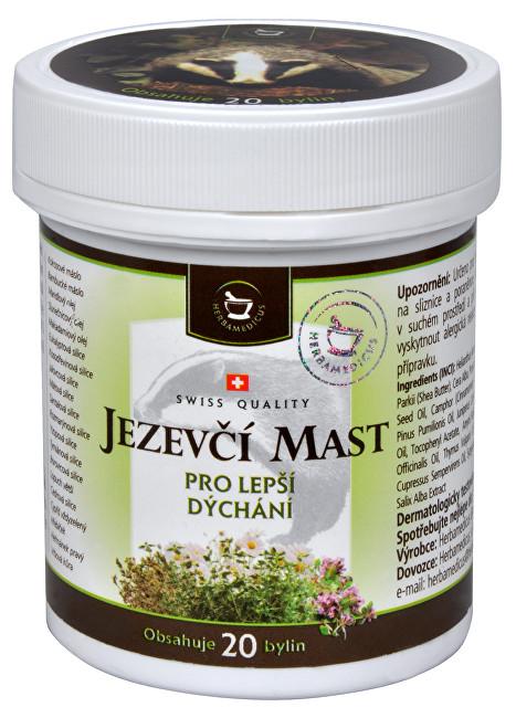 Herbamedicus Jezevčí mast 50 ml