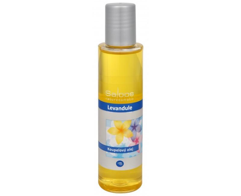 Zobrazit detail výrobku Saloos Koupelový olej - Levandule 125 ml