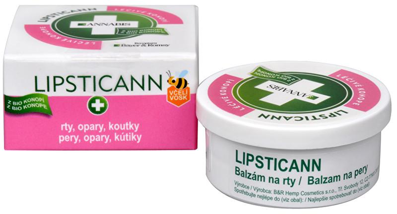 Lipsticann - konopný balzám na rty 15 ml