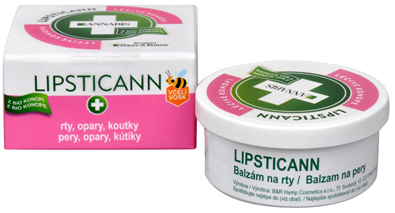 Annabis Lipsticann - konopný balzám na rty 15 ml