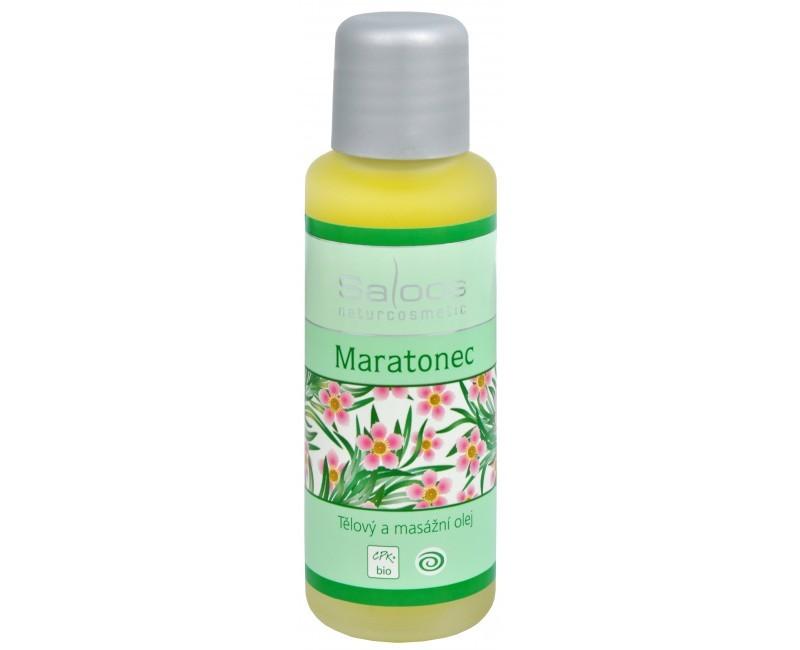 Zobrazit detail výrobku Saloos Bio tělový a masážní olej - Maratonec 50 ml