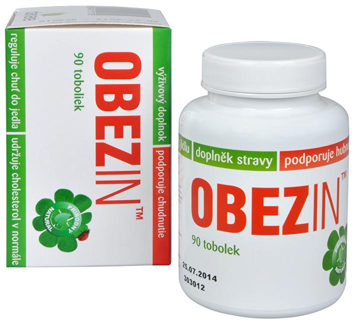 Zobrazit detail výrobku Danare Obezin 90 tob.